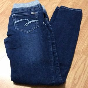 Justice Girls Jeans size 16r